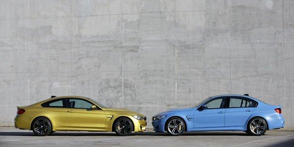 Bientôt un Competition Package pour les BMW M3 et M4