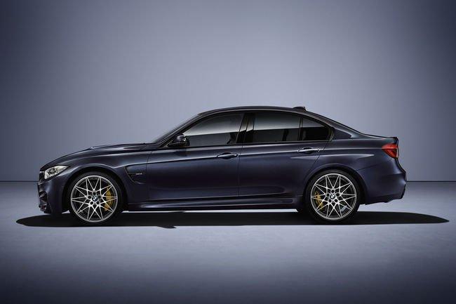 """Édition limitée BMW M3 """"30 Years M3"""""""
