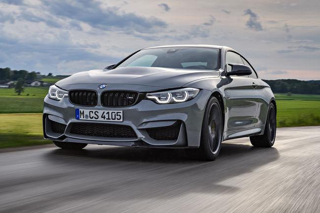 Future BMW M3 CS : la plus puissante des M3