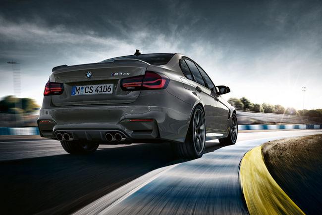 Nouvelle BMW M3 CS