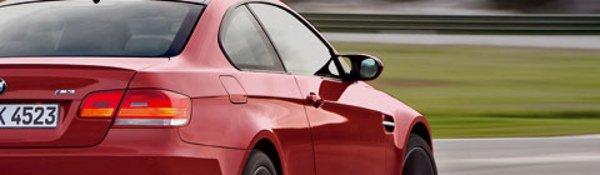 BMW M3 : photos et chiffres officiels