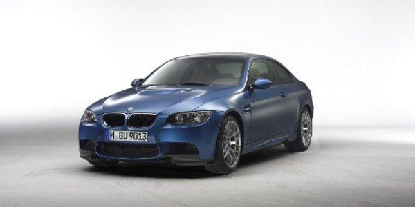 Légères retouches pour la BMW M3