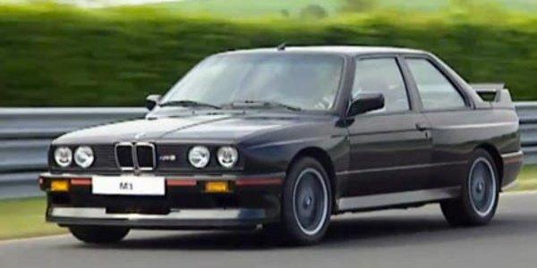 La BMW M3 a 25 ans