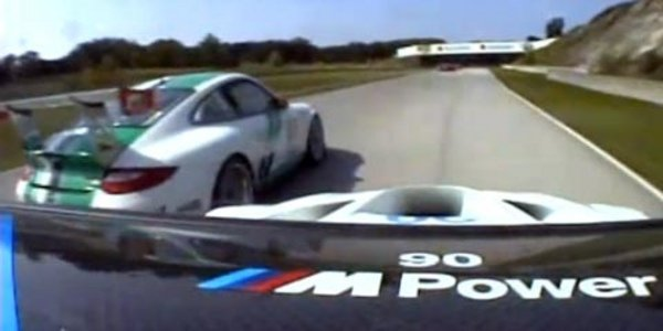 Un tour de Road America en BMW M3 GT2