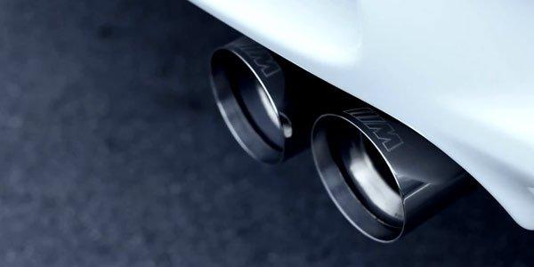Un échappement BMW pour la M3