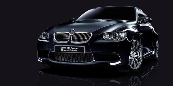 BMW M3 Matte Edition, pour la Chine