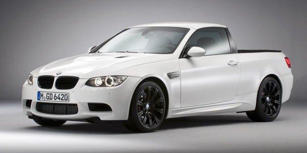 BMW M3 Pickup : les infos