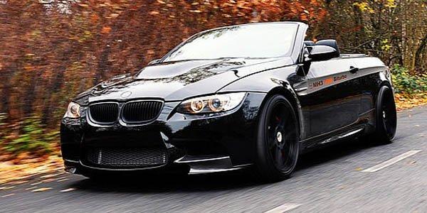 Manhart transforme la BMW M3 Cabriolet