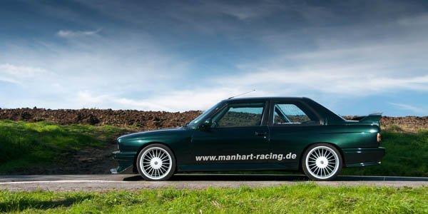Manhart : un V8 pour la BMW M3 E30 !