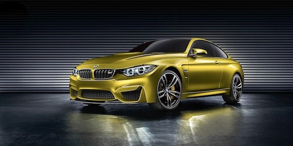 Les photos de la nouvelle BMW M4