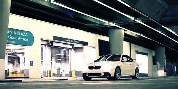Vidéo : un hommage à la BMW M3 E92