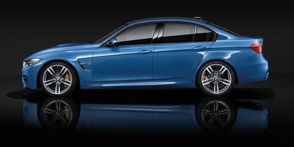 Nouvelles BMW M3 berline et M4 Coupé