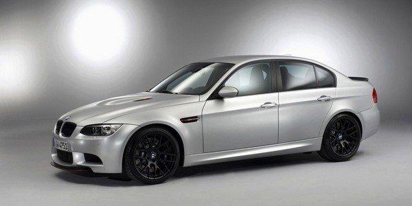 La BMW M3 CRT