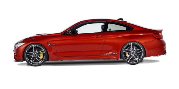 BMW M4 Coupé par AC Schnitzer
