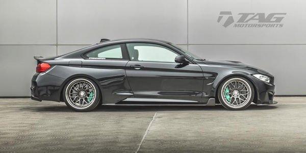 BMW M4 par TAG Motorsports
