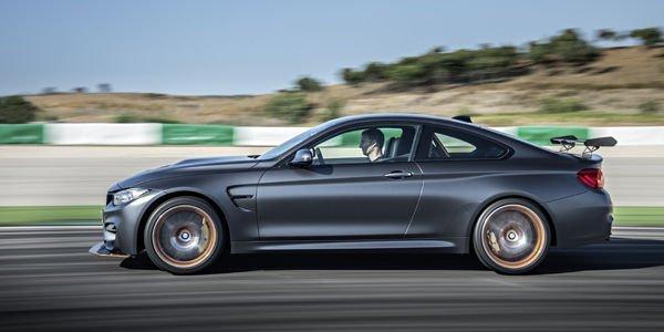 BMW M4 GTS : 500 ch sous le capot
