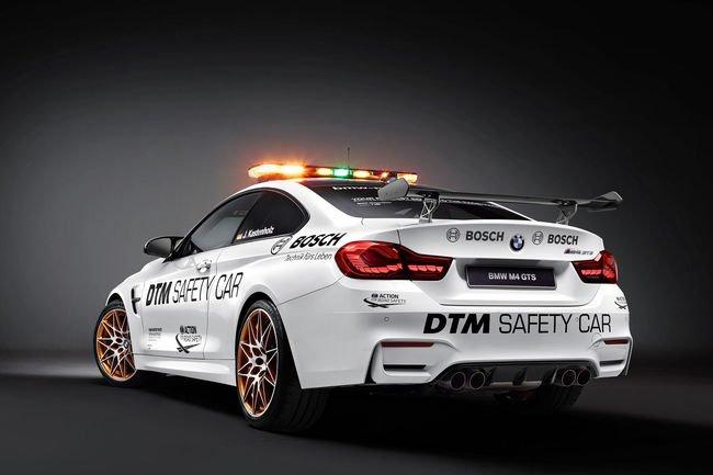 BMW M4 GTS : Safety Car du DTM