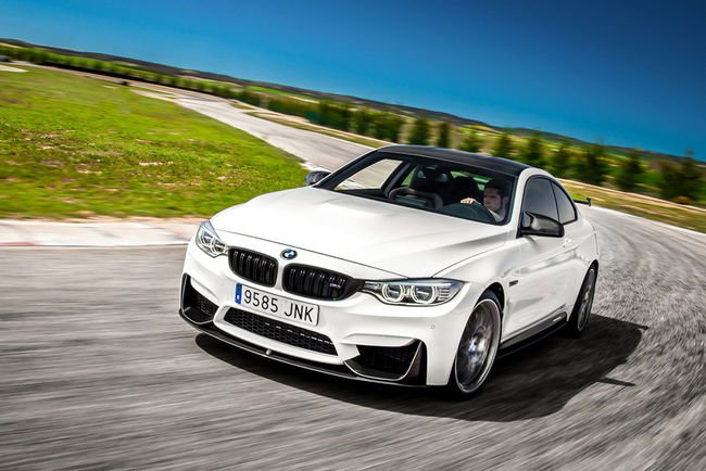 BMW M4 Competition Sport : pour l'Espagne