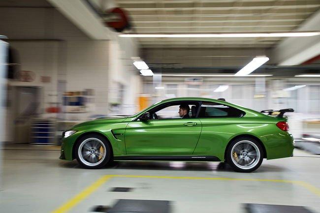 Une BMW M4 spéciale pour Marco Wittmann