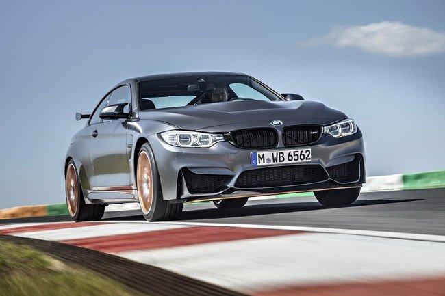 Production terminée pour la BMW M4 GTS