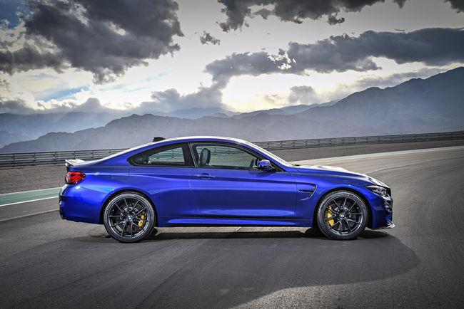 La nouvelle BMW M4 CS présentée à Shanghai