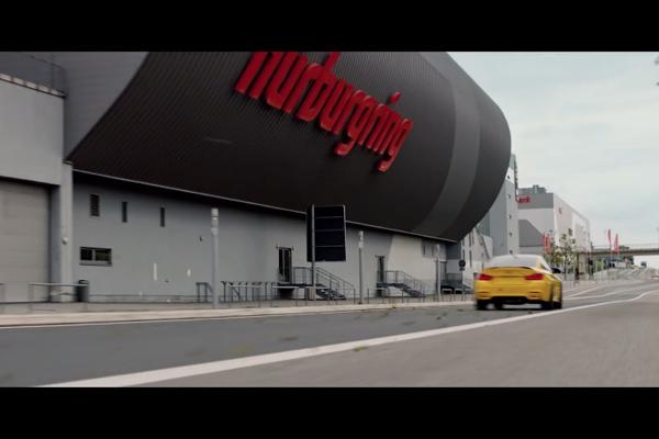 La BMW M4 CS à l'assaut du Ring avec Pennzoil