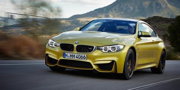 BMW M3 Berline et M4 Coupé : les prix