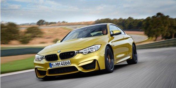 BMW M4, début de production et prix