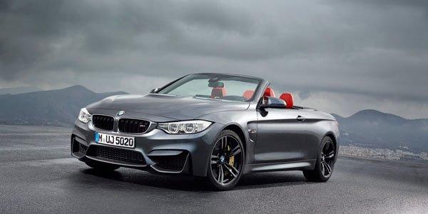 La BMW M4 Cabriolet se dévoile