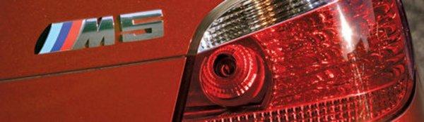 La BMW M5 revient à la boîte manuelle