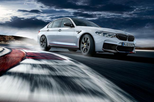 BMW M Performance s'attaque à la nouvelle M5
