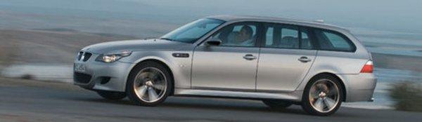 La BMW M5 Touring revient !