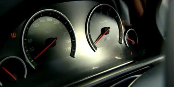 BMW M5 : nouveau teaser