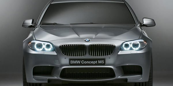 BMW M5 : le concept 2011