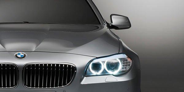 BMW M5 Concept, une vidéo