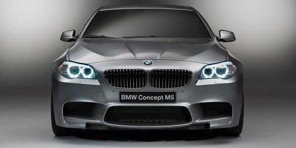 La BMW M5 en intégrale ?