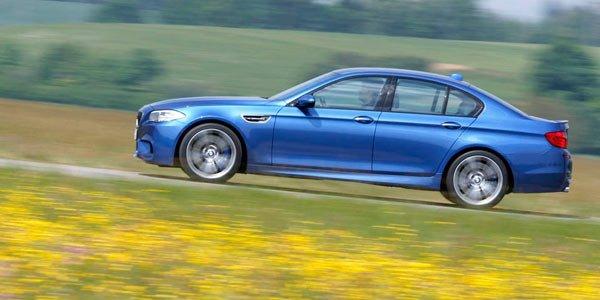 Nouvelle BMW M5 : toutes les infos