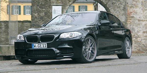 Manhart Racing se penche sur la BMW M5