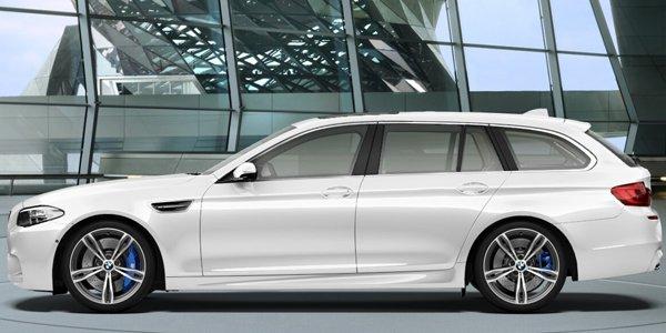 BMW M5 Touring : comme ça ?