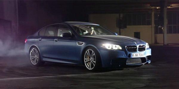 La BMW M5 fête ses 30 ans en vidéo