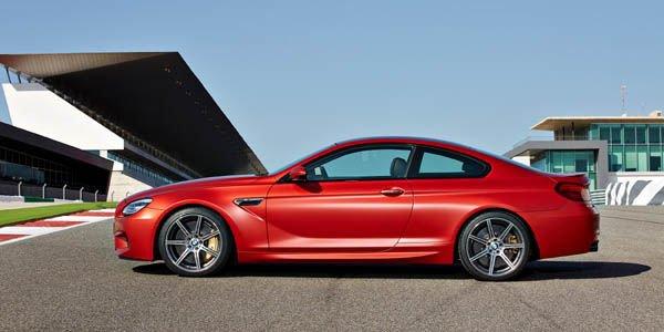 Restylage complet pour les BMW M6