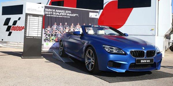 BMW M Award : une M6 cabriolet pour le vainqueur