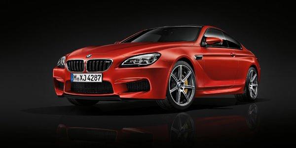 Un nouveau Competition Package pour la BMW M6
