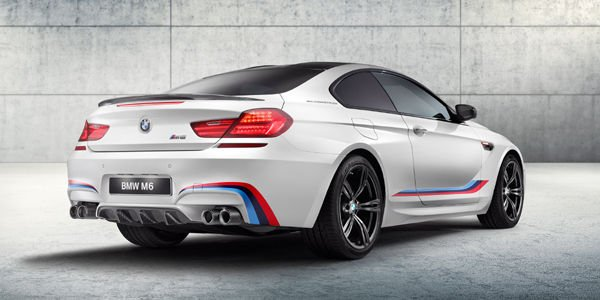 Un pack Competition Edition pour la BMW M6 Coupé