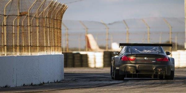 La BMW M6 GTLM prête pour Daytona