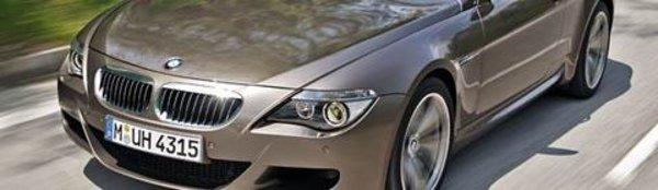 BMW M6 Cabriolet : Vent de folie