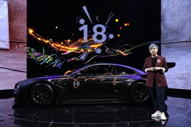 La 18ème BMW Art Car entre dans la course à Macau