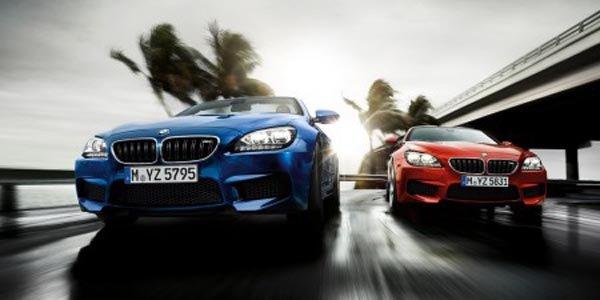 Une boite manuelle pour la BMW M6