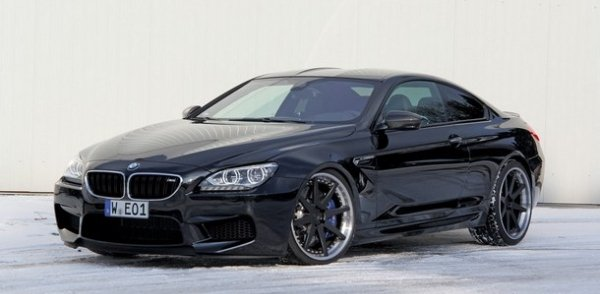 Manhart Racing booste la BMW M6