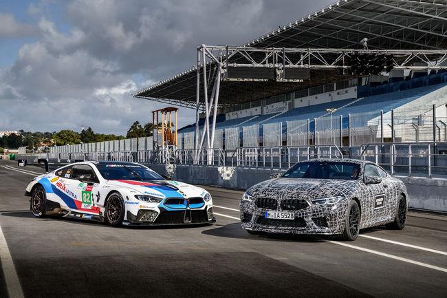 La BMW M8 Coupé bientôt en production